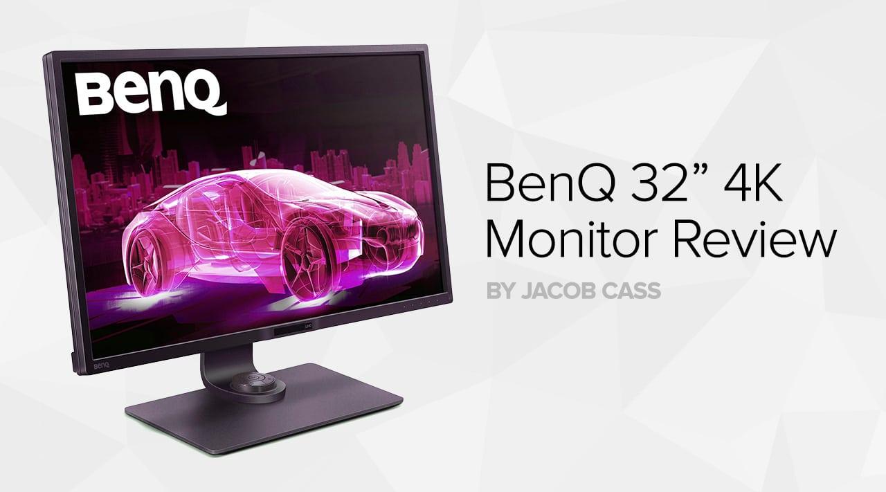 Benq PD3200U 4k Monitor Review