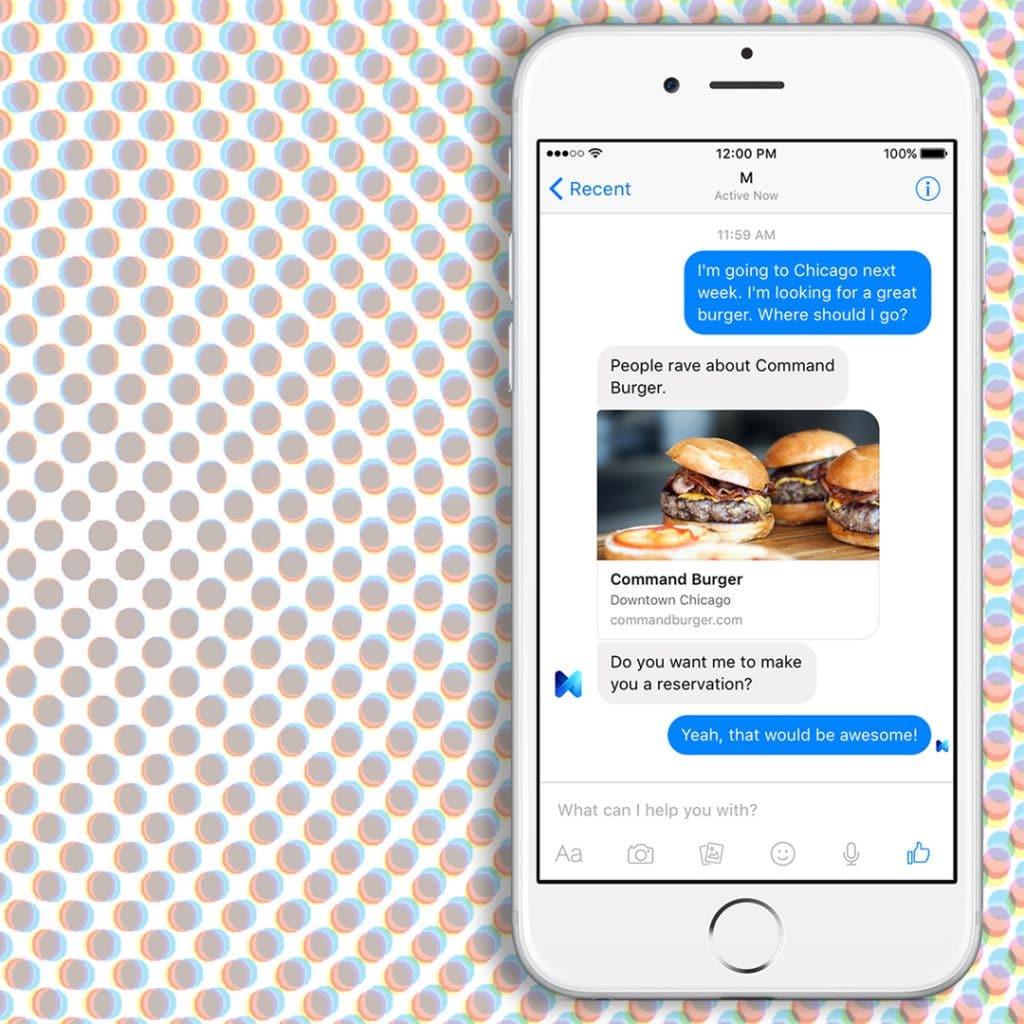 Conversational Burger