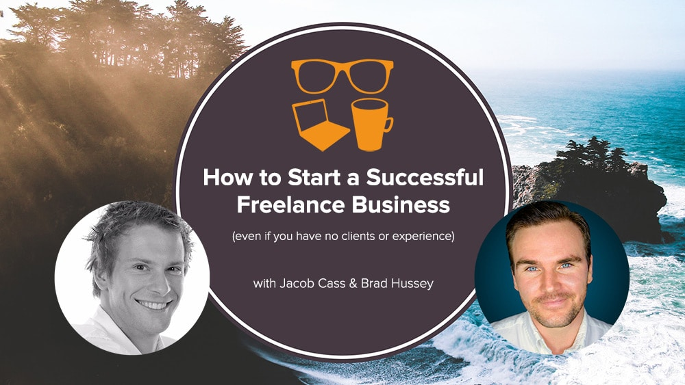 Join my Free LIVE Webinar on How to Start a Successful Freelance Business