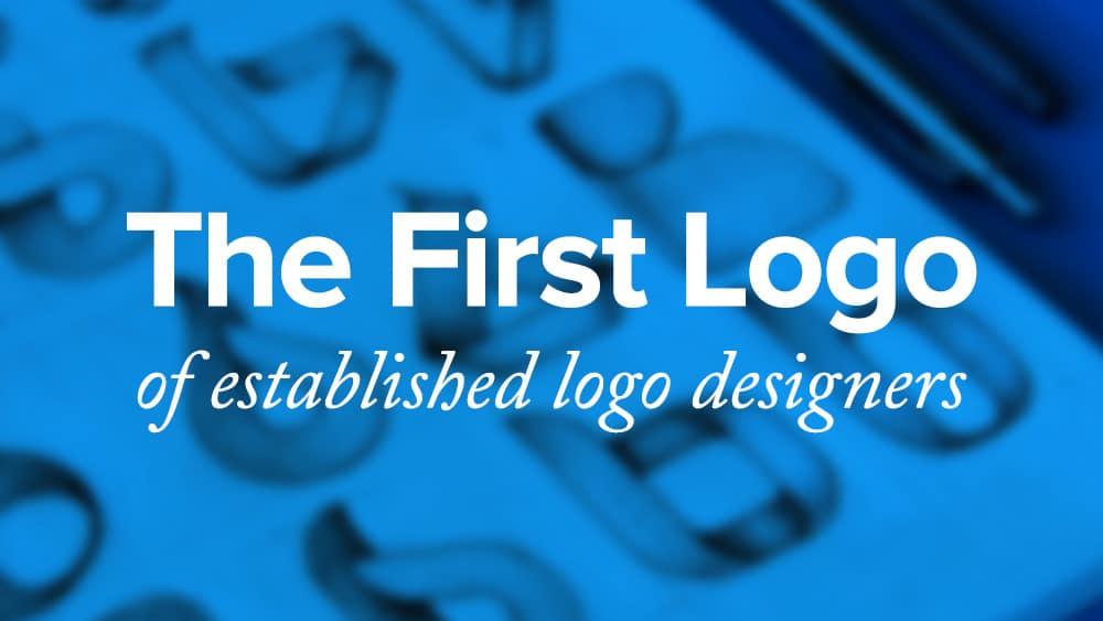 First Logo Design