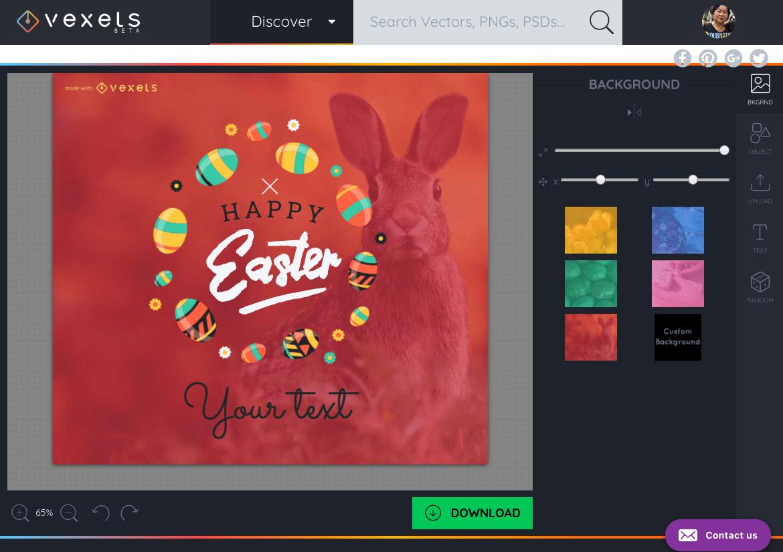 Vexels Editor