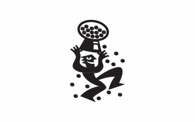 Von Glitschka First Logo