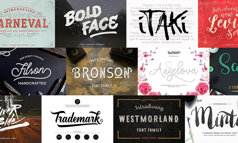 41 Fresh Fonts