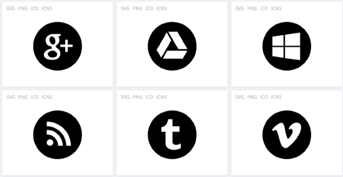 8 Top Icon Sets to Spice Up Your Website or App  How to Use Them