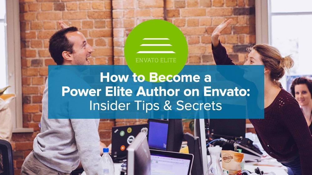Power Elite Author