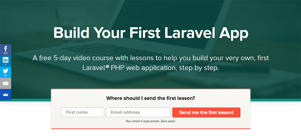 Build-Your-First-Laravel-App