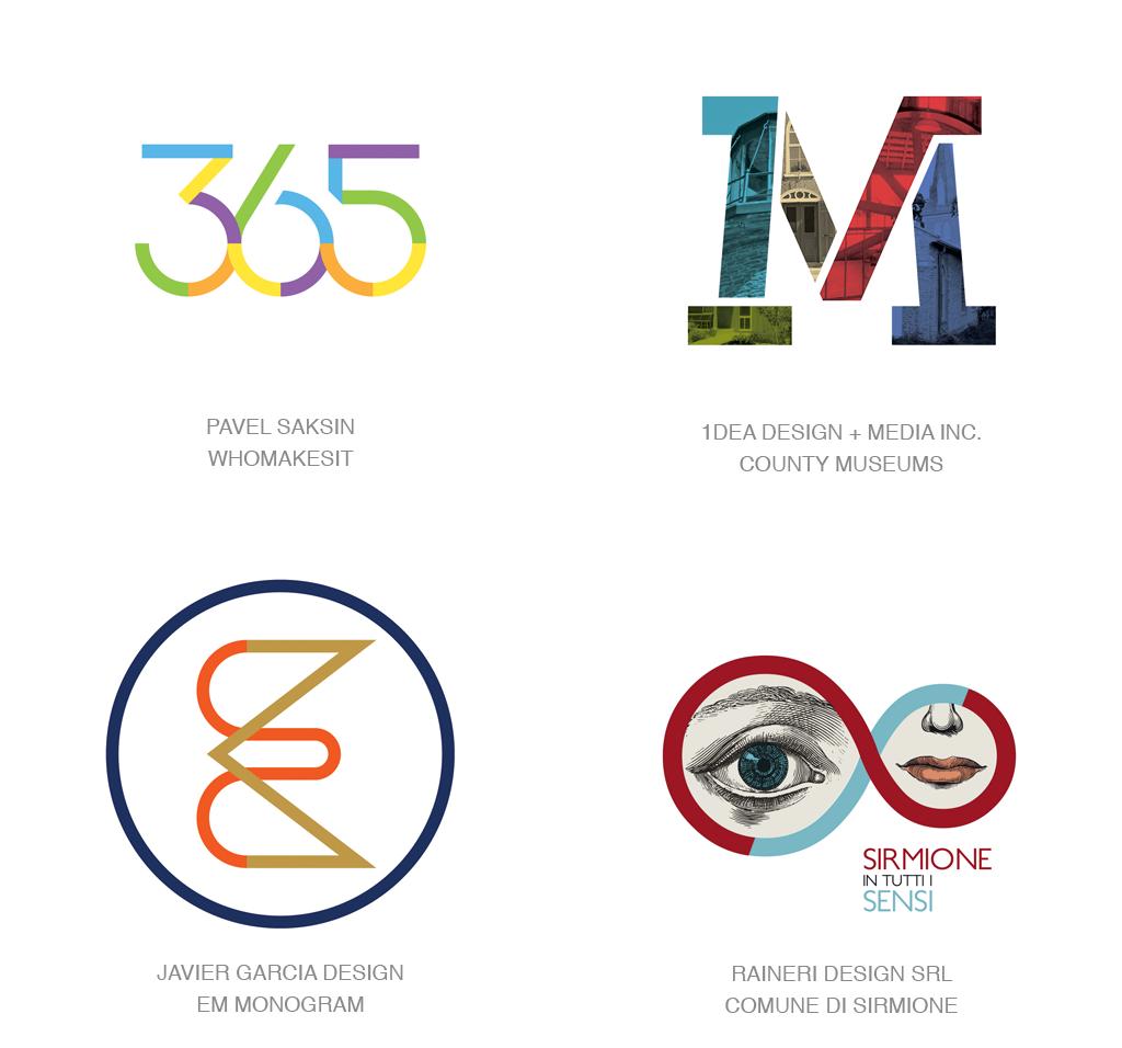 2017 Top Best Logo Designs Trends Inspirational Showcase