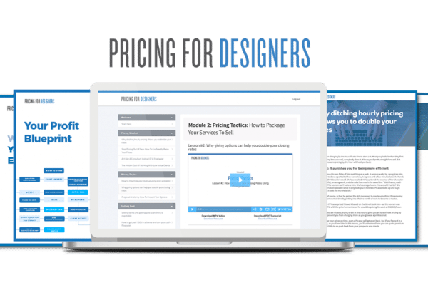Pricing for Designers