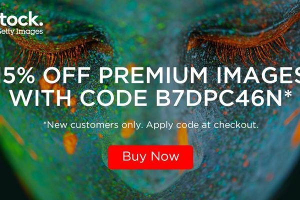 iStock 15% Off Coupon