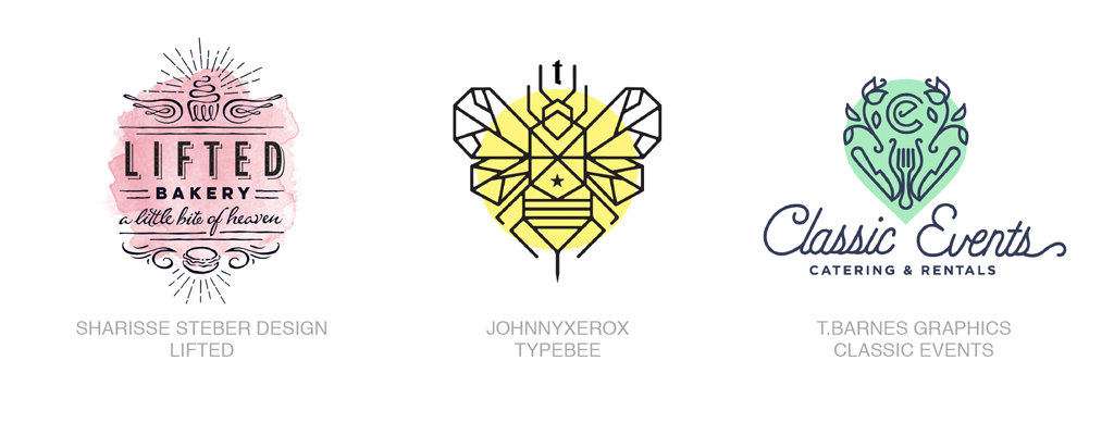 Logo Design Trends - Mono Field