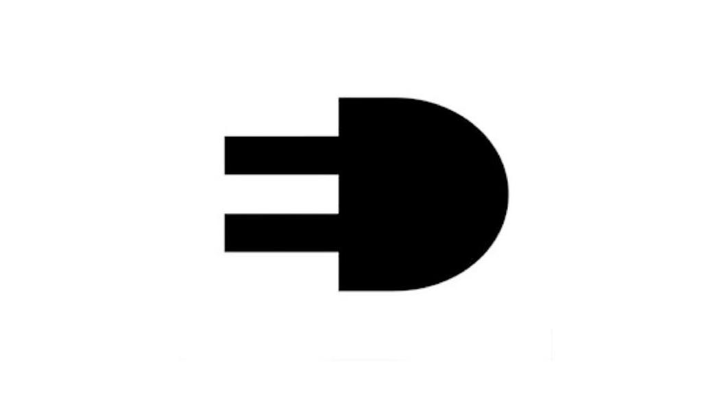Negative Space Logo ED