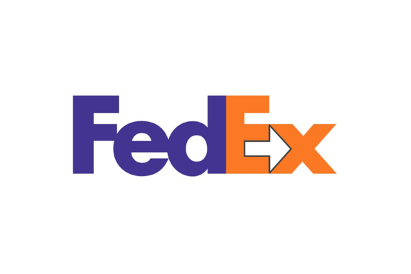 Negative Space Logo FedEx