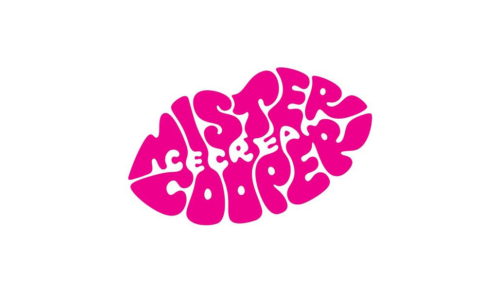 Negative Space Logo Mister Cooper