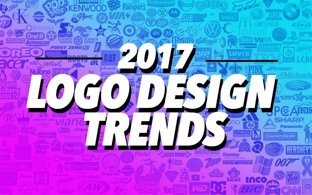 2017 Logo Design Trends & Inspiration