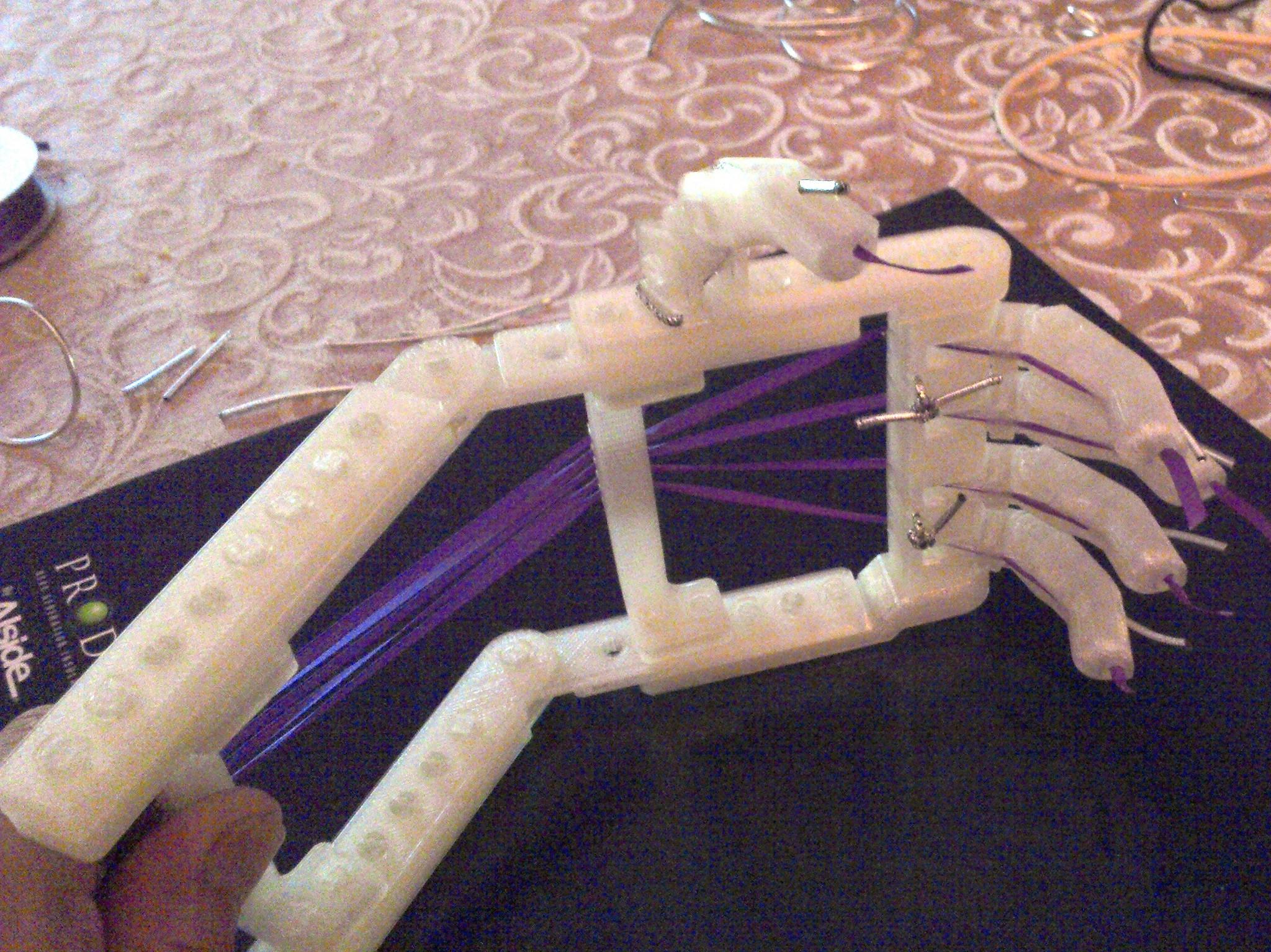 3D Printing Inspiring Example