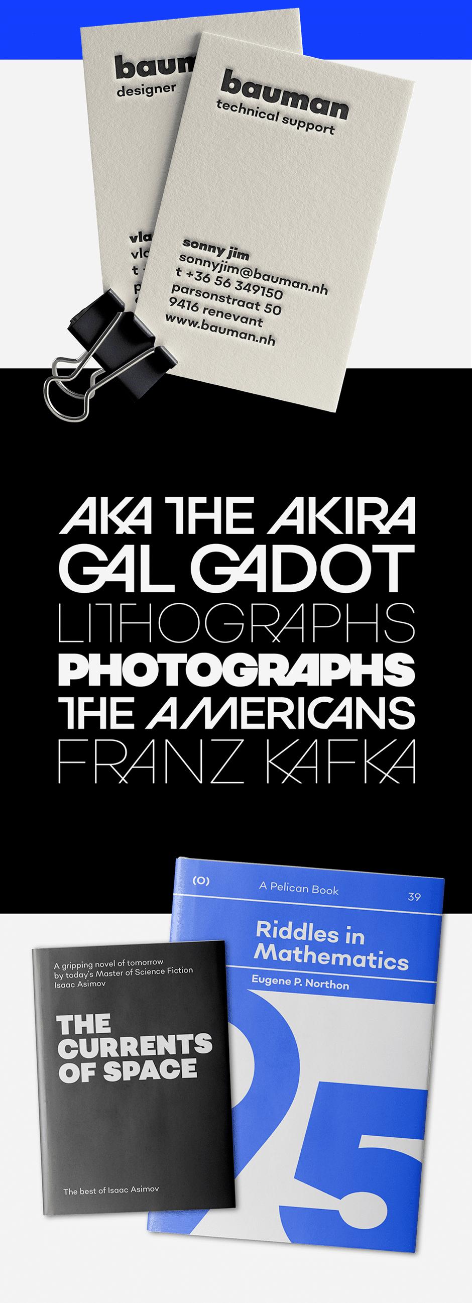 Avant Garde Font