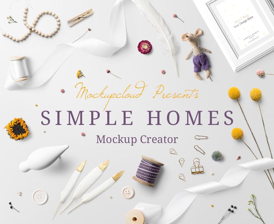 SimpleHomes MockupCreator