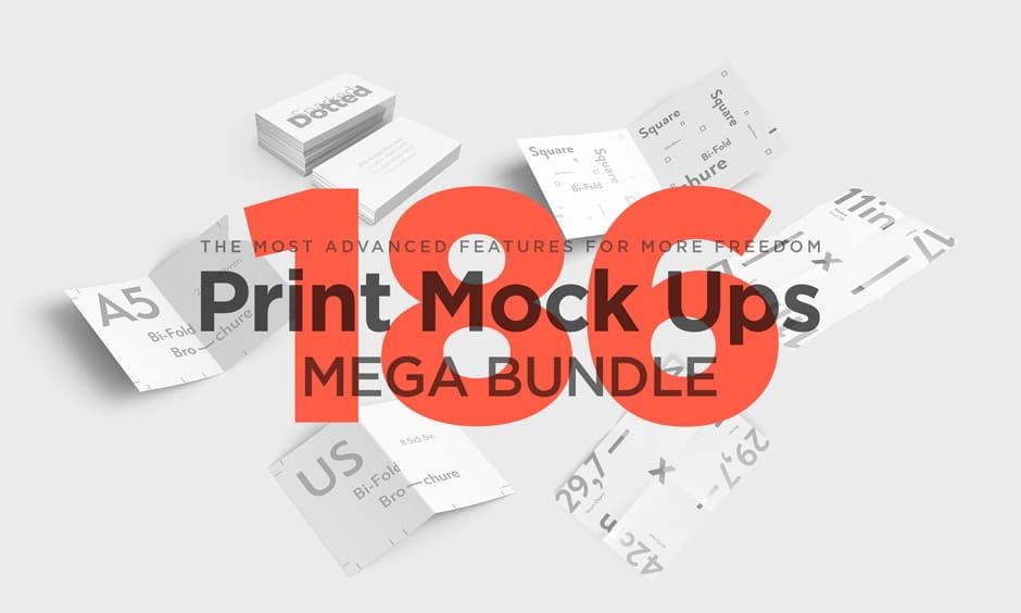 Print Mega Bundle