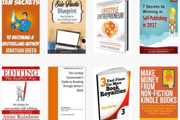 Author eBook Bundle