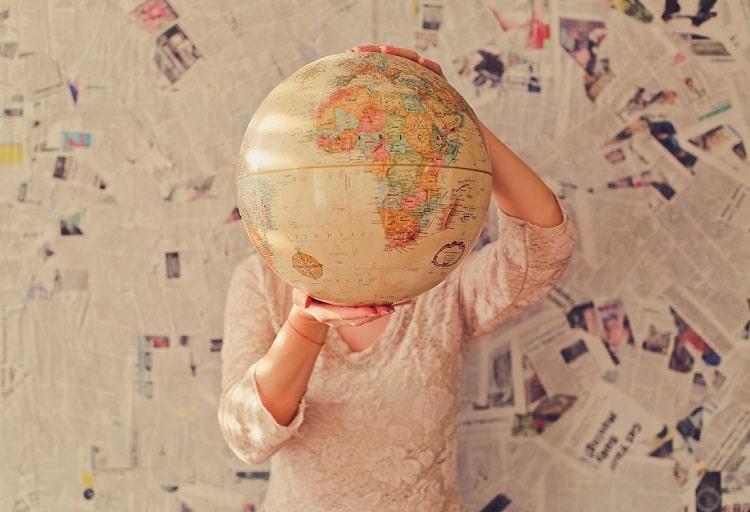 Habits of Creativity - Globe
