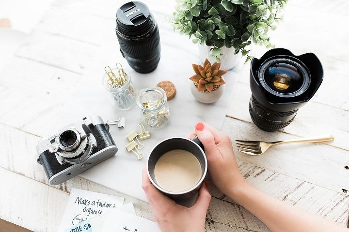 Habits of Creativity - Coffee