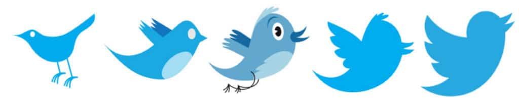 Twitter Logo Evolution