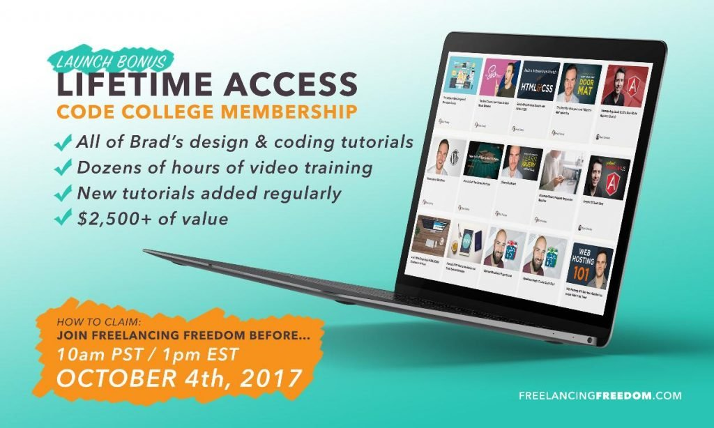 Freelancing Freedom is OPEN for enrollment!