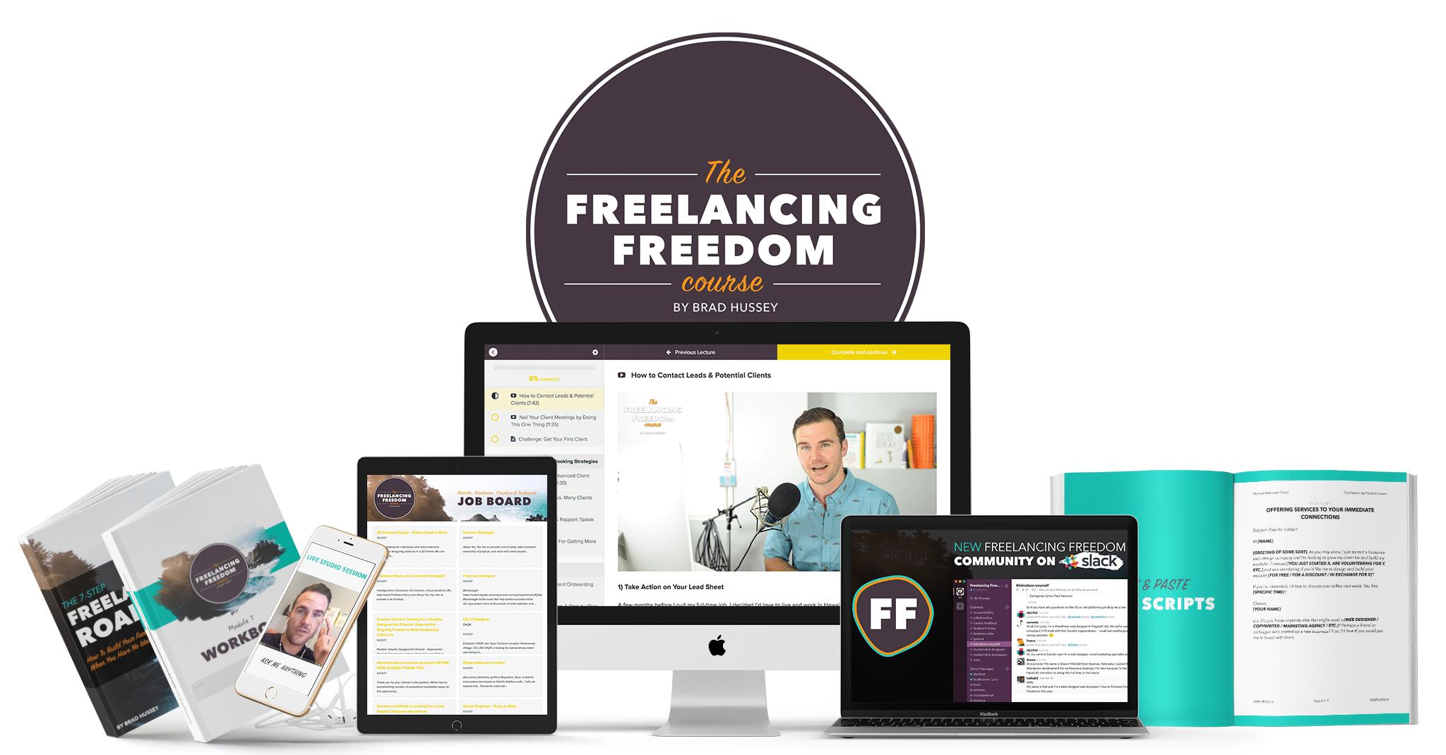 Freelancing Freedom 2017