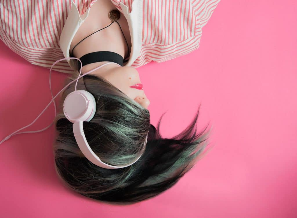 Listen to audio