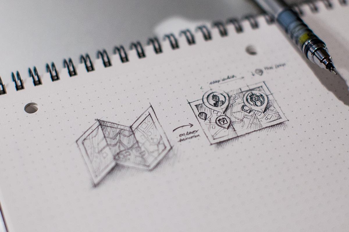 UI Sketch Book