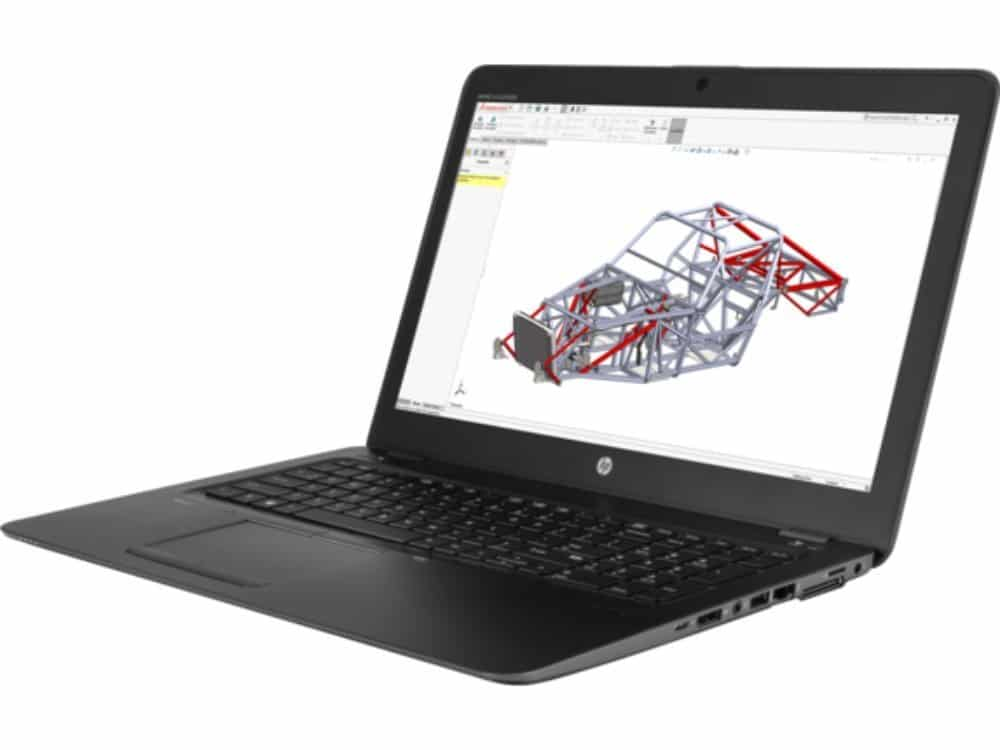 HP Mobile Workstation