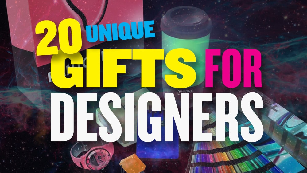 20 Unique Gifts For Graphic Designers U0026 Creatives 2017