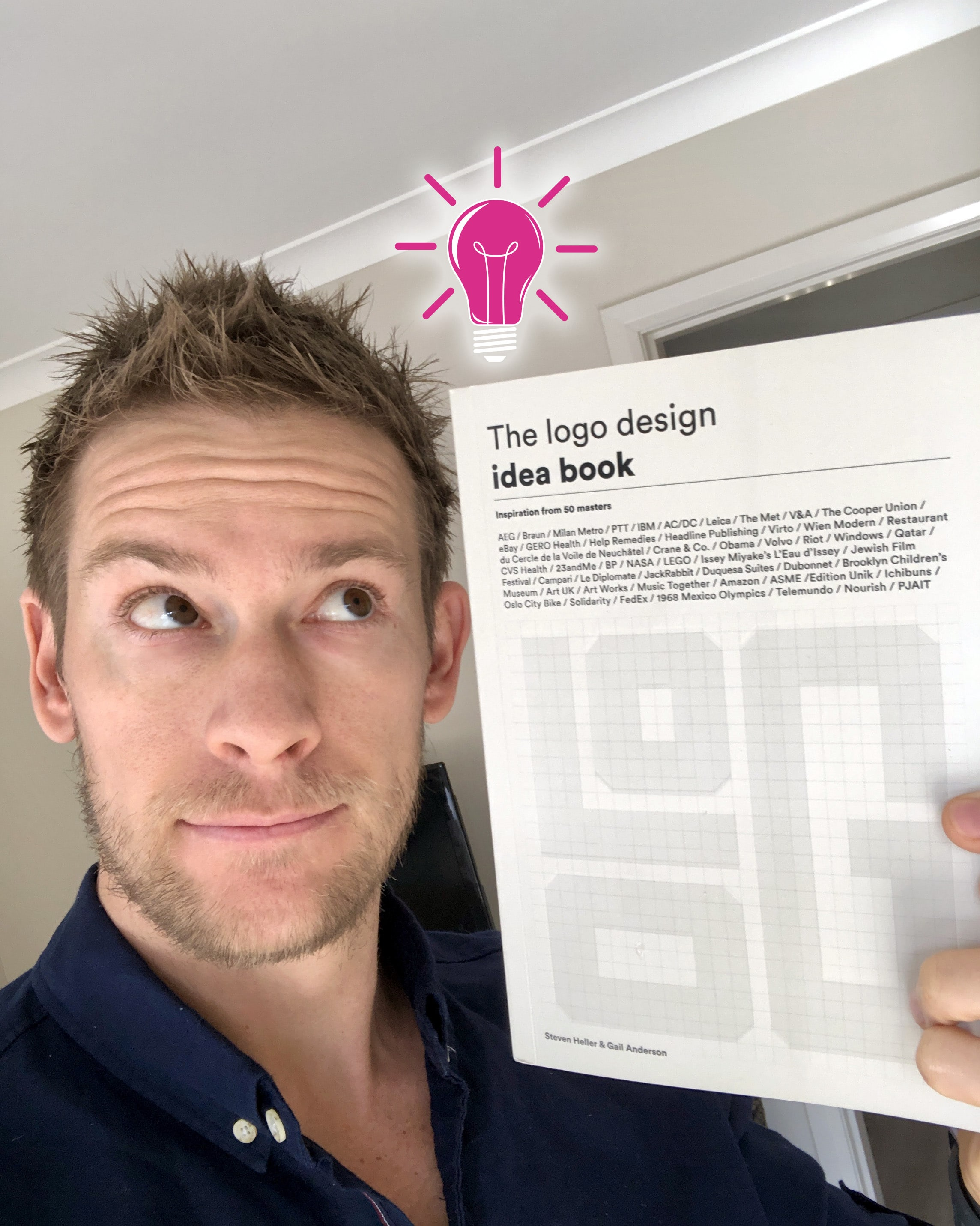 The Logo Design Idea Book Review Just Creative