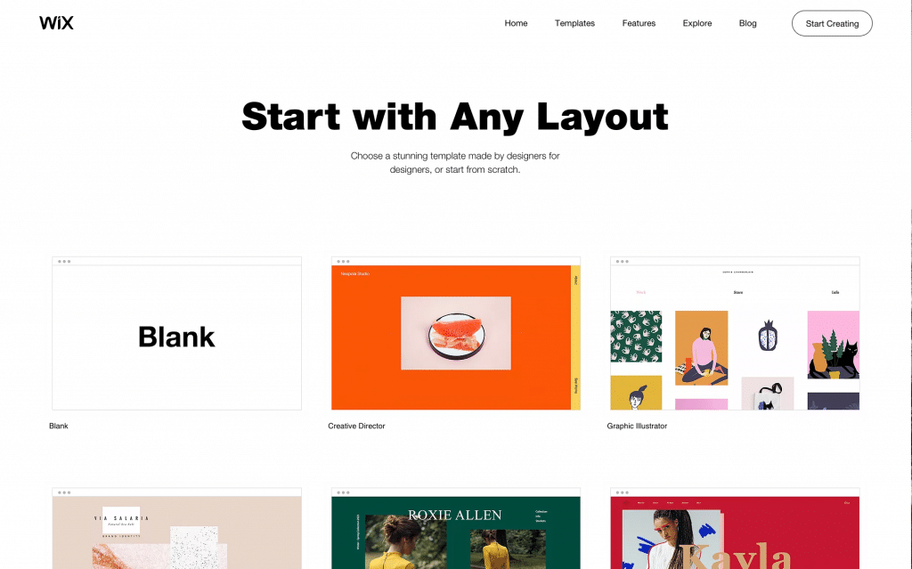 Create Your Own Beautiful Website with Wix | JUST™ Creative