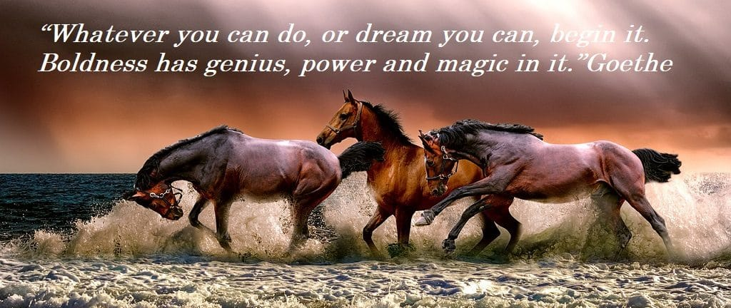 Power Magic Quote