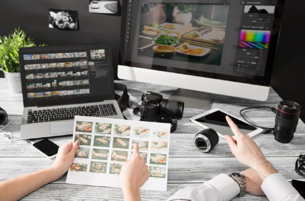 Photography Editing Studio
