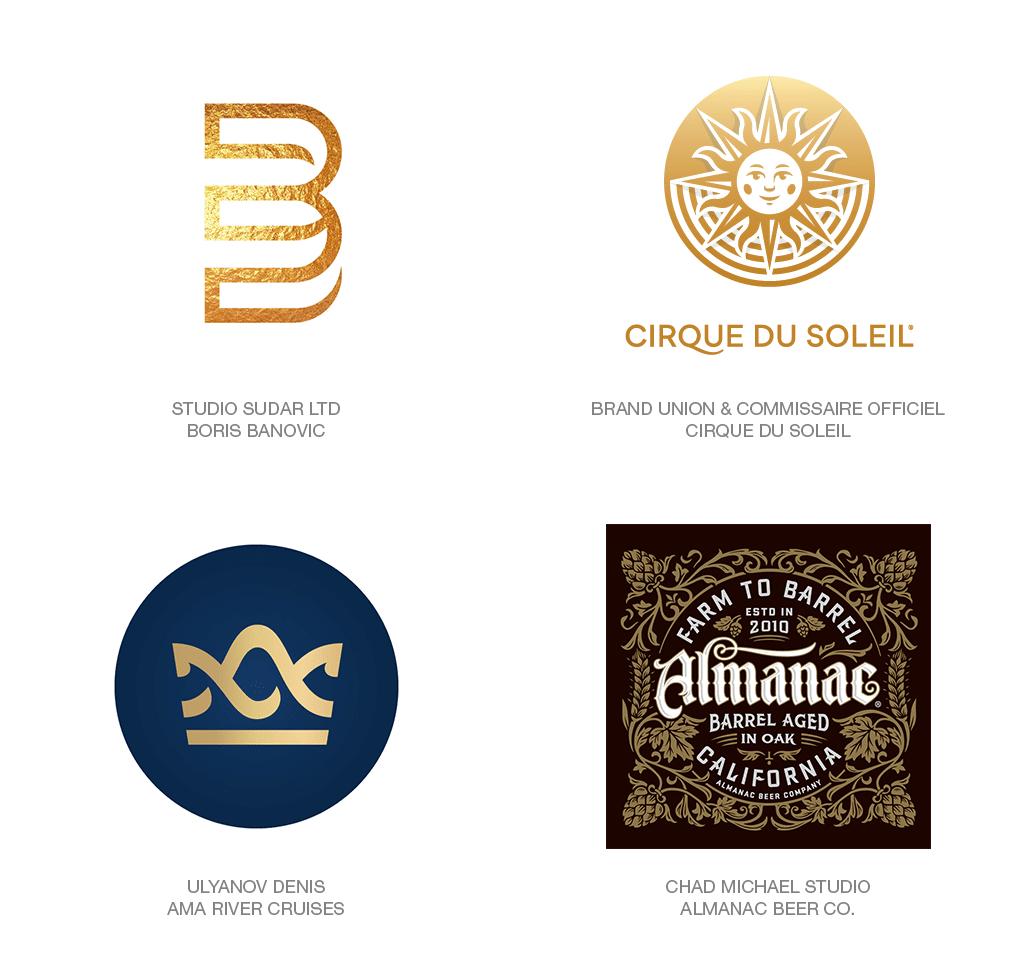 Modern Logo Design Trends: 2018 Top Best Logo Designs + Trends & Inspirational