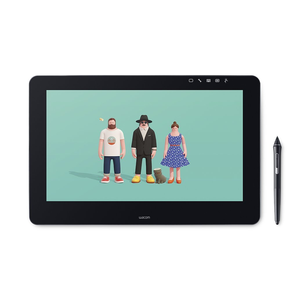 Wacom DTH1620K0 Cintiq Pro 16 Graphic Tablet