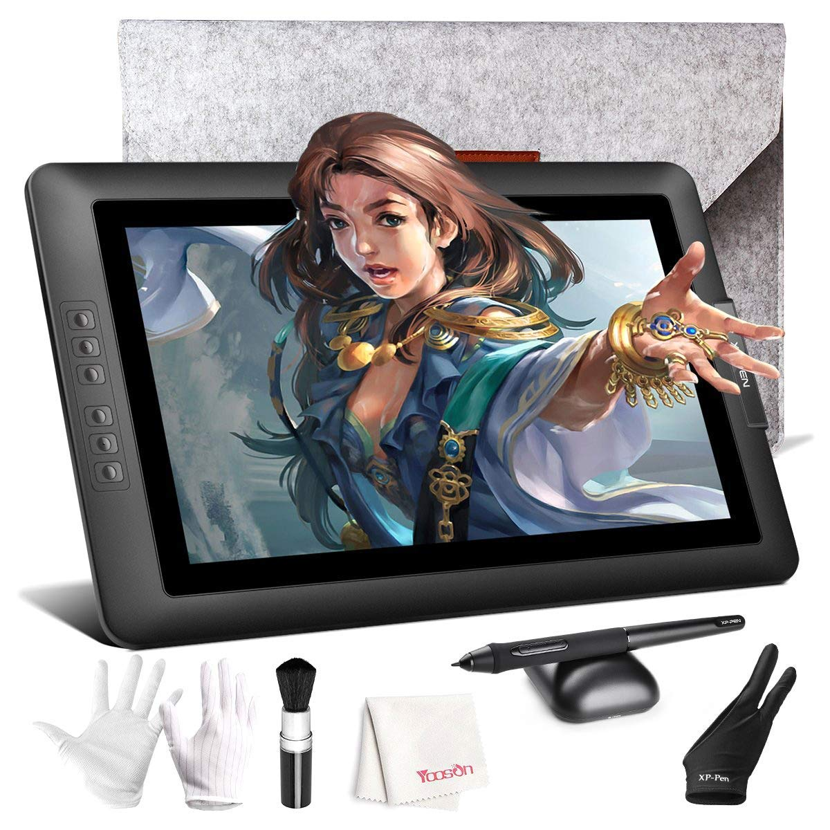 UGEE XP-PEN Star03 Pro Graphics Tablet