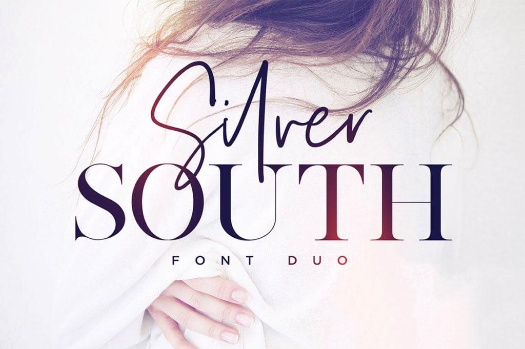 Silver South Font