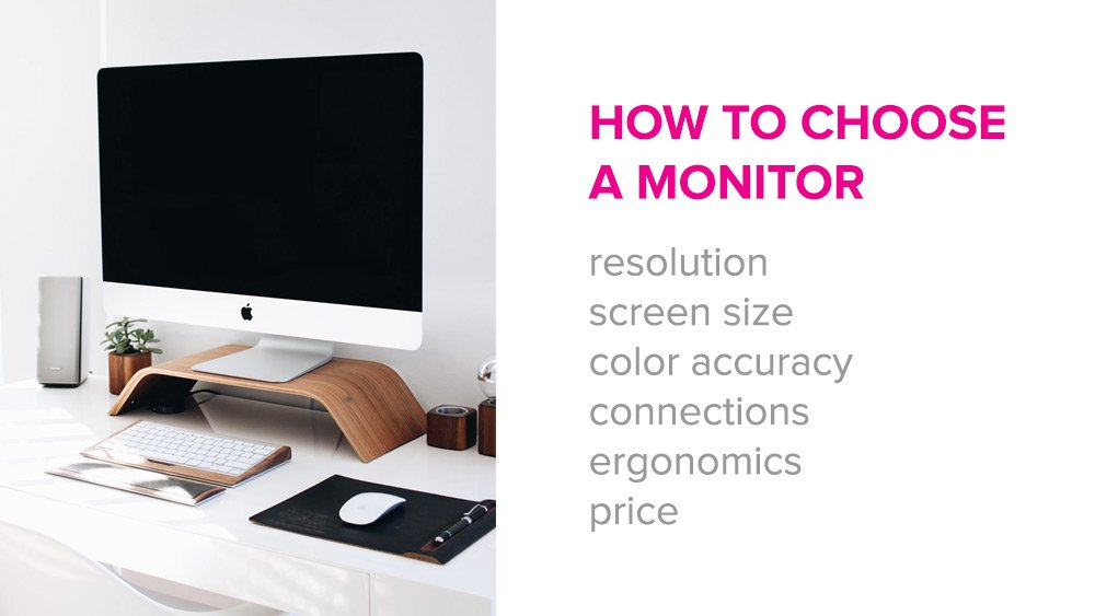 Best Cad Monitor 2019 Top 10 Best Monitors for Graphic Design in 2019 | JUST™ Creative