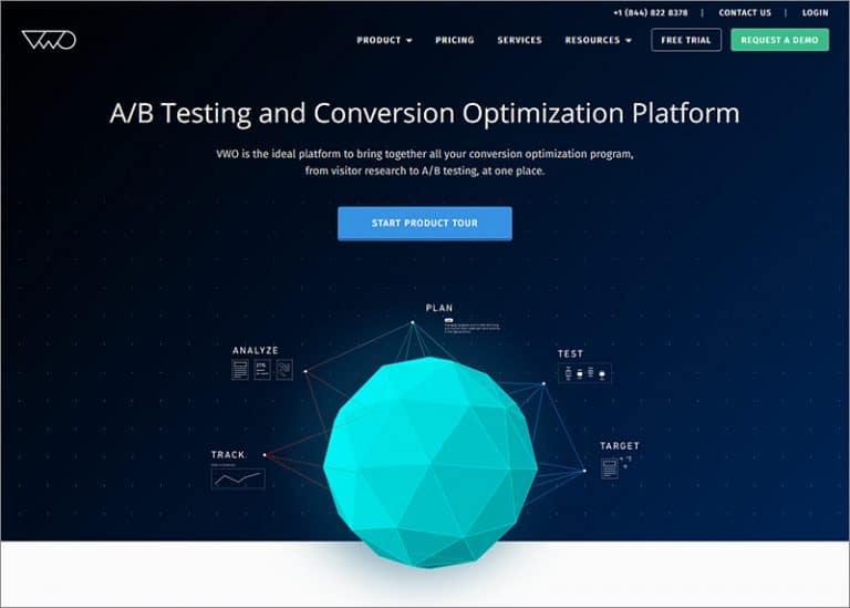 VMO Website Testing