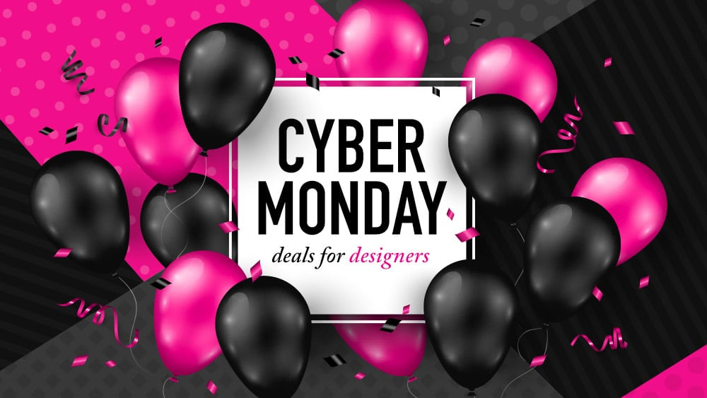Best 2019 Black Friday Cyber Monday Deals For Designers Just Creative