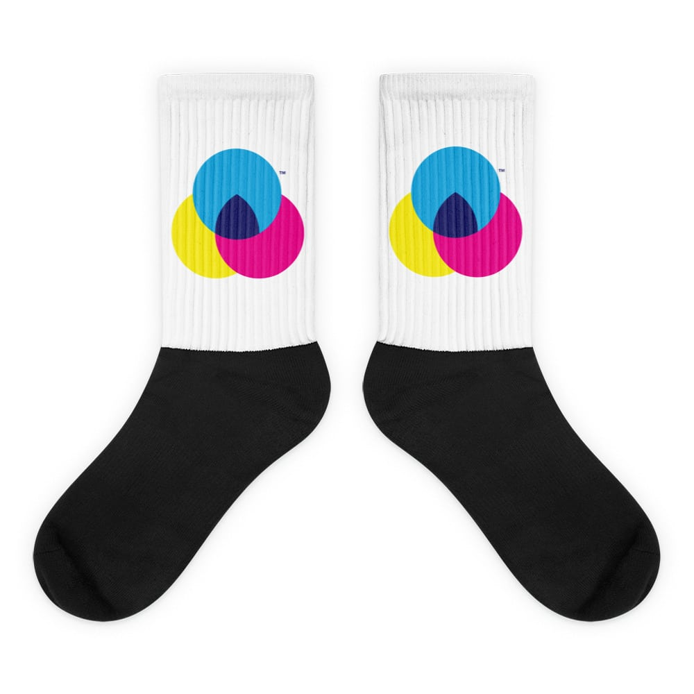 CMYK Socks