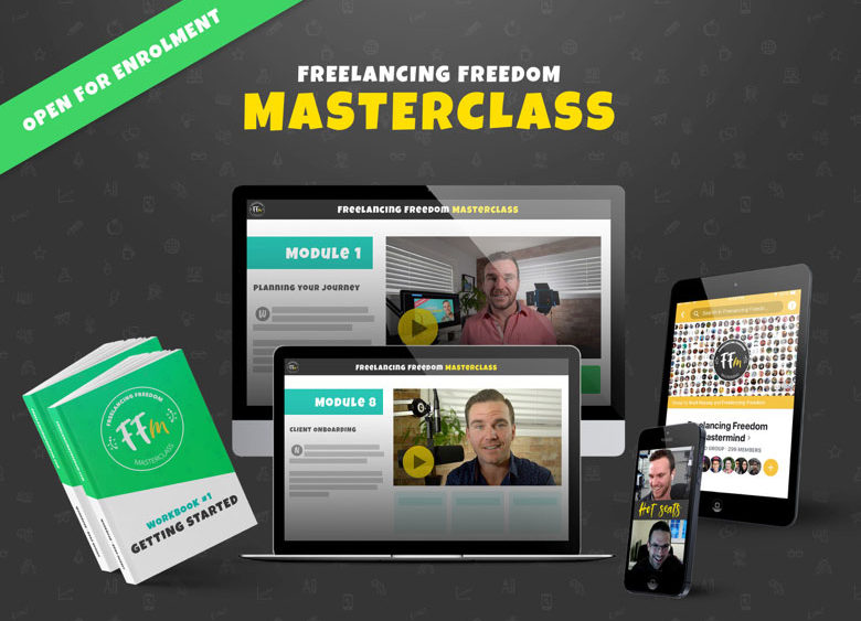 Freelancing Freedom Course