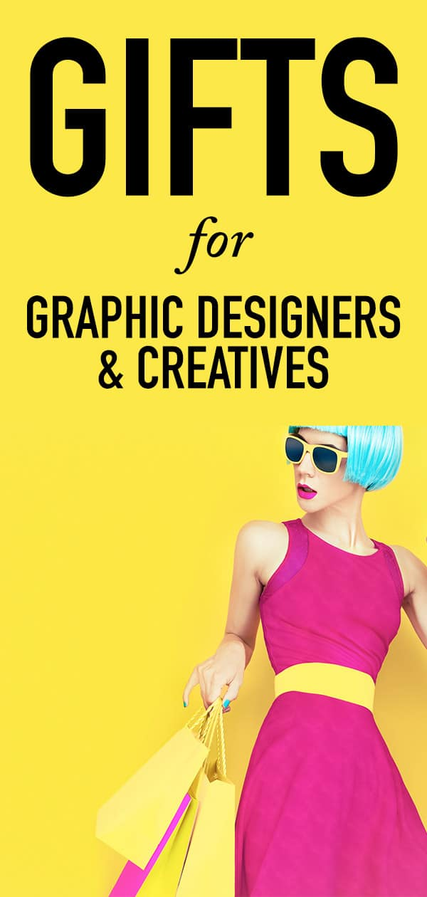 Gifts for graphic designers & creatives