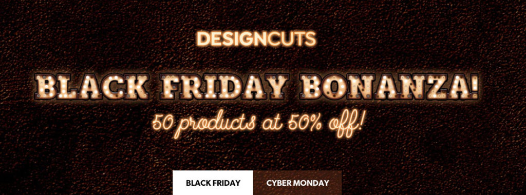 BlackFriday DesignCuts