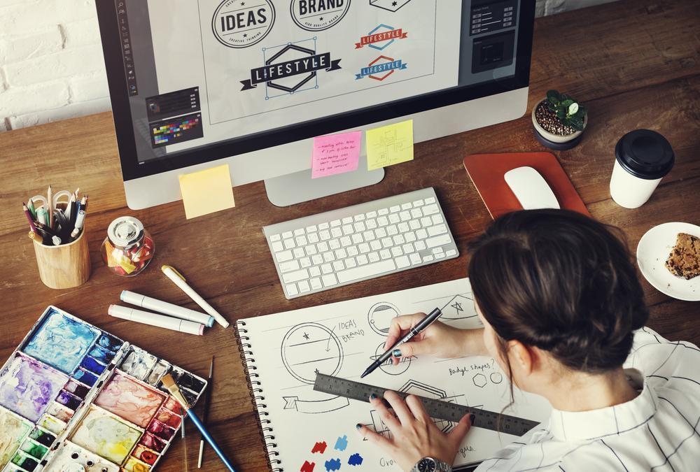 Designing Logo