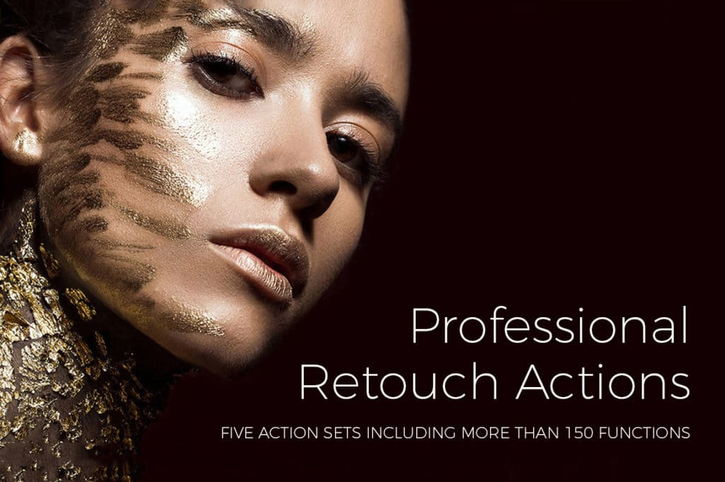 Pro Retouch Options