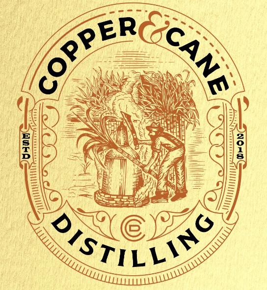 Copper & Cane Logo Design